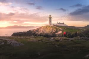 Fanad Head Lighthouse, Ireland. ClickAlps Marco Bottigelli