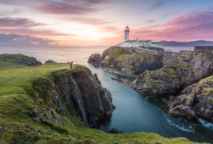 Fanad Head Lighthouse, Ireland